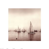 Sailing I Fine-Art Print