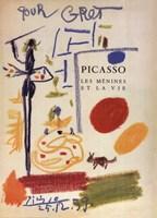 Menines Et La Vie Fine-Art Print