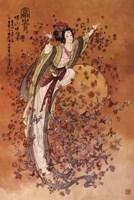 Goddess Of Wealth Fine-Art Print