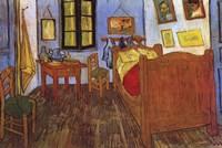 The Bedroom at Arles, c.1887 Fine-Art Print