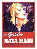 Mata Hari Fine-Art Print
