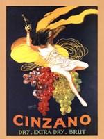 Cinzano Brut Fine-Art Print