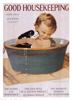 Good Housekeeping June 1932 Fine-Art Print