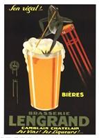 Brasserie Lengrand Fine-Art Print