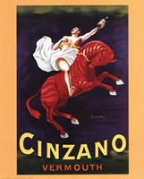 Cinzano Vermouth Fine-Art Print