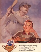 Wheaties Fine-Art Print