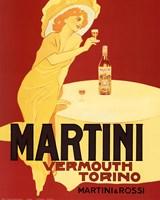 Martini Vermouth Torino Fine-Art Print