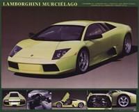 Lamborghini Murcielago Fine-Art Print