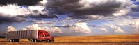 Truck in the Field Fine-Art Print