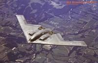 Airplane B2 Bomber Spirit Fine-Art Print