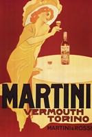 Martini Rossi - Torino Fine-Art Print