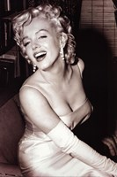 Monroe Marylin - Smiling Wall Poster