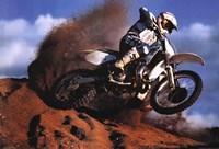 Motocross Wall Poster