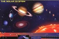 The Solar System Fine-Art Print
