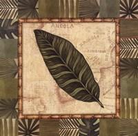 Tropical Leaf III Fine-Art Print