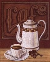 Cafe Mundo II Fine-Art Print