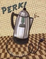 Nifty Fifties - Perk Fine-Art Print