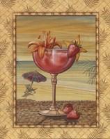 Island Nectar I Fine-Art Print