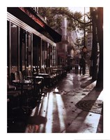 Boulevard in Morning Fine-Art Print