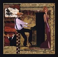 Jazz Piano Fine-Art Print
