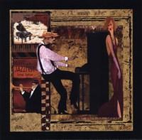 Jazz Piano - Petite Fine-Art Print
