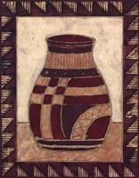 Tribal Urn III Fine-Art Print