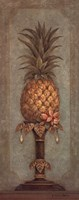 Pineapple and Pearls I Fine-Art Print