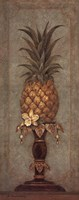 Pineapple and Pearls II Fine-Art Print