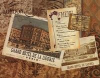 Grand Hotel Nice Fine-Art Print