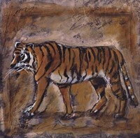 Safari Tiger Fine-Art Print