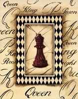 Chess Queen Fine-Art Print