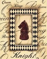 Chess Knight Fine-Art Print