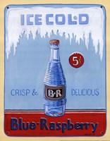 Blue Raspberry Fine-Art Print