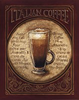 Italian Coffee Fine-Art Print