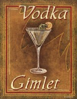 Vodka Gimlet Fine-Art Print