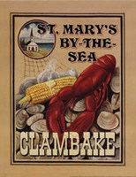 Clam Bake Fine-Art Print