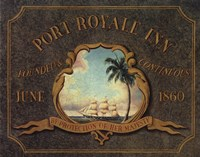 Port Royale Inn Fine-Art Print