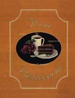 Rosa Pasticceria Fine-Art Print
