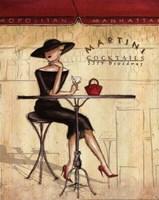 Femme Elegante III Fine-Art Print