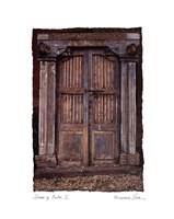 Doors of Cuba I Fine-Art Print