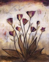 Poppy Garden II Fine-Art Print