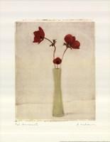 Red Anemones III Fine-Art Print