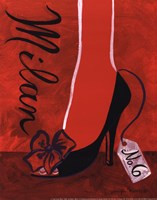 High Heels Milan Fine-Art Print