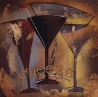 Time for Cocktails II Fine-Art Print