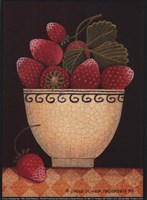 Cup O'Strawberries Fine-Art Print