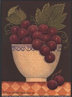 Cup O' Grapes Fine-Art Print