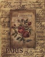 Bel Bouquet II Fine-Art Print