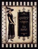 Paris Flea Market Fine-Art Print