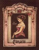 Corsets II Fine-Art Print