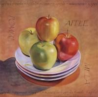 Four Apples Fine-Art Print